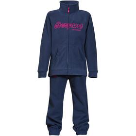 Bergans Smådøl Set Kids Navy/Hot Pink